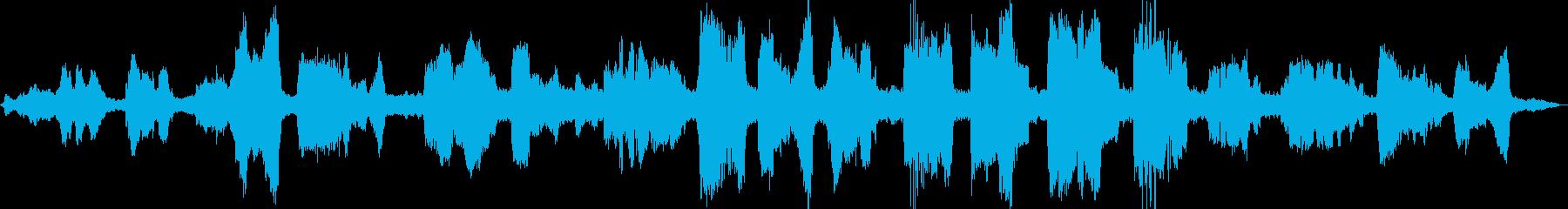 アラブ センチメンタル 感情的 説...の再生済みの波形