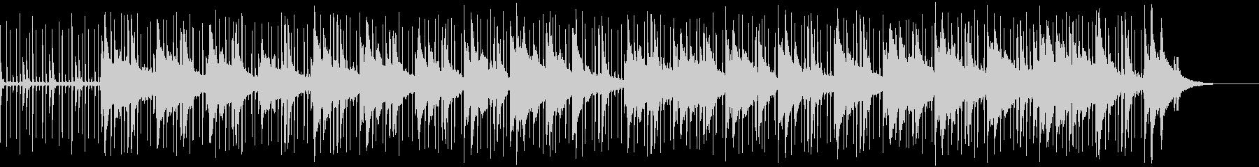 メローで反射的なインストゥルメンタ...の未再生の波形