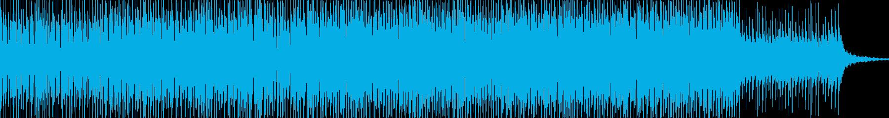 Cartoon センチメンタル 繰...の再生済みの波形