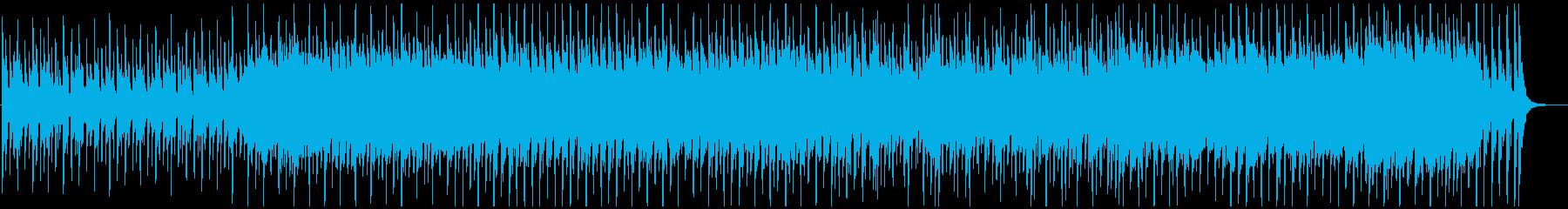何気ない日常的なシーンに合う曲。の再生済みの波形