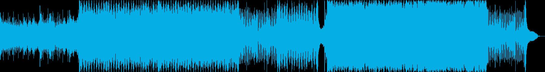 現代的 交響曲 エレクトロ ブレイ...の再生済みの波形