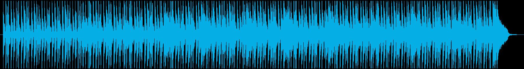 バラード ポジティブ 明るい あた...の再生済みの波形