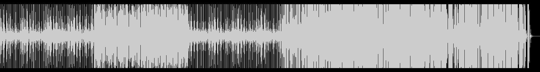 無料のスナックの未再生の波形