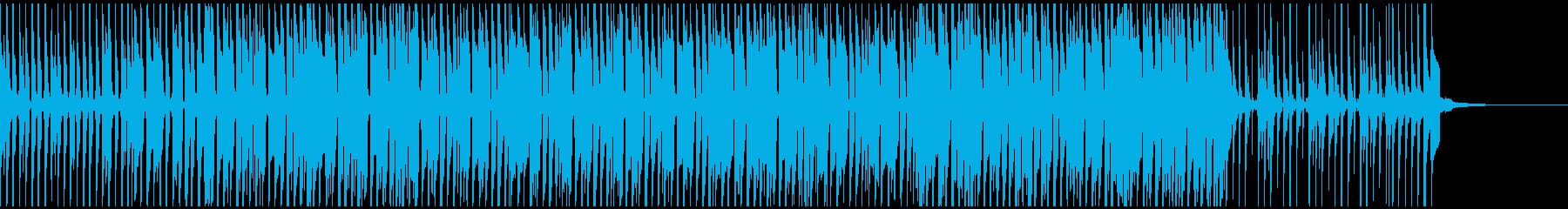 Positive Pop Reggaeの再生済みの波形