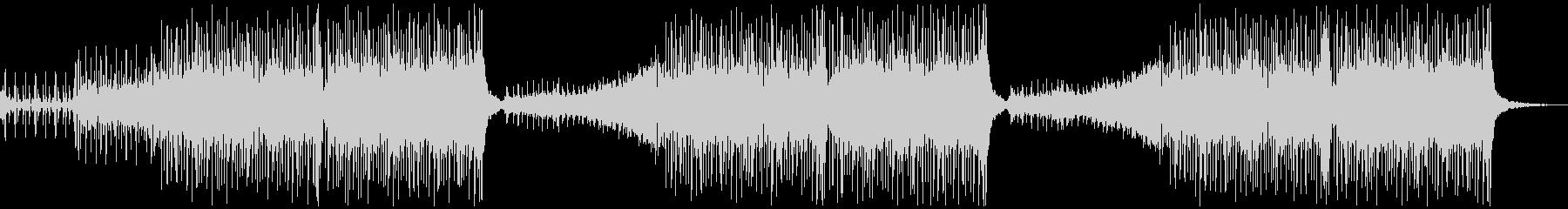 【メロなし】クール/かっこいい洋楽ハウスの未再生の波形