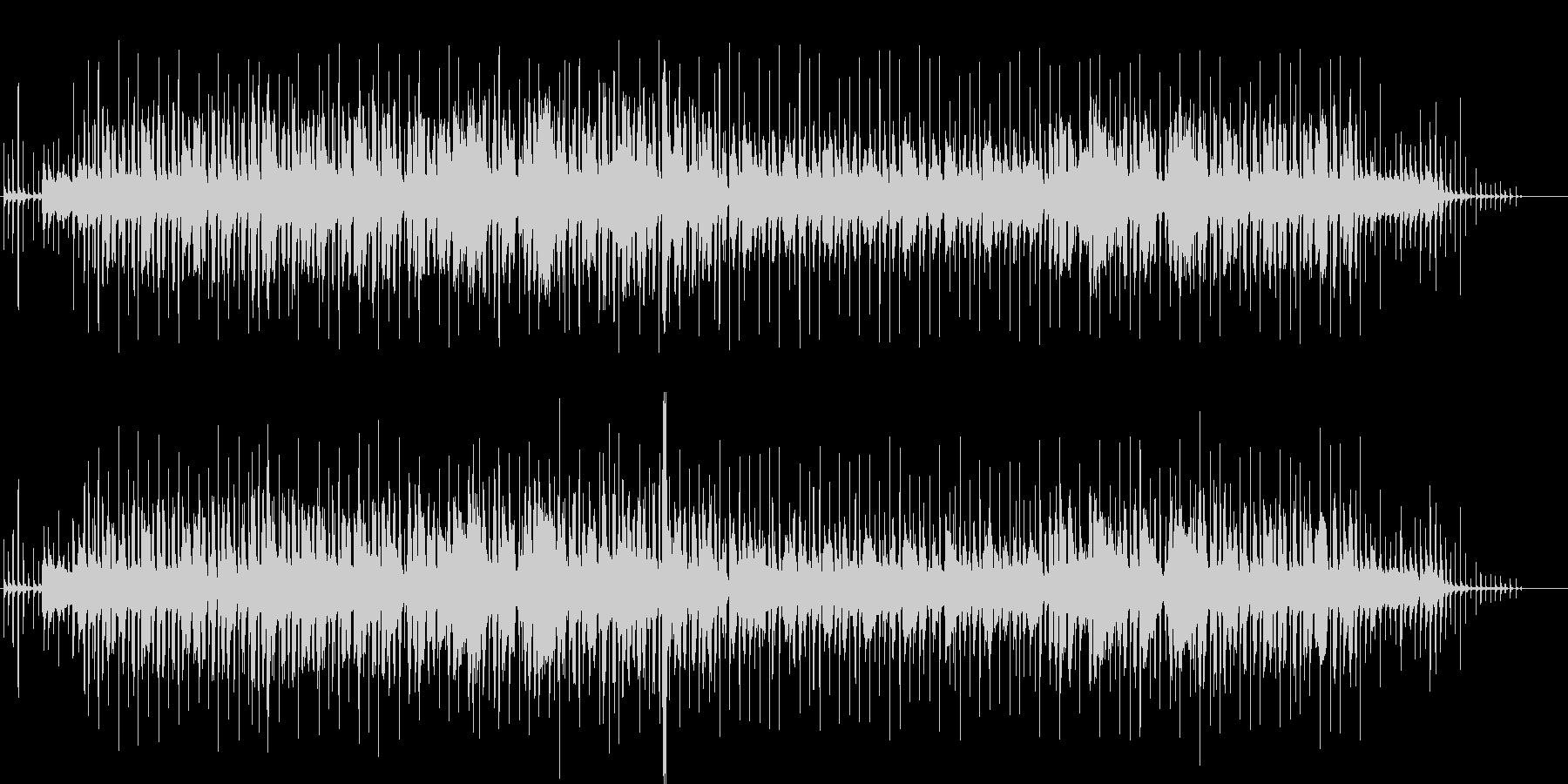 質問と回答。スイング。トロンボーン...の未再生の波形