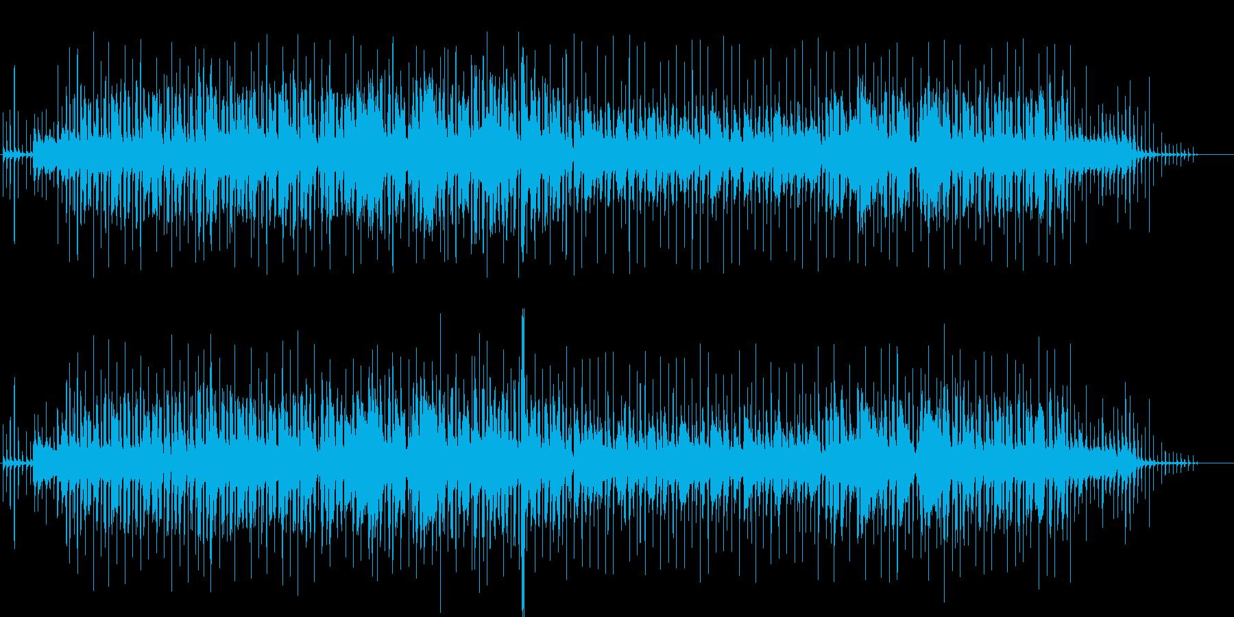 質問と回答。スイング。トロンボーン...の再生済みの波形