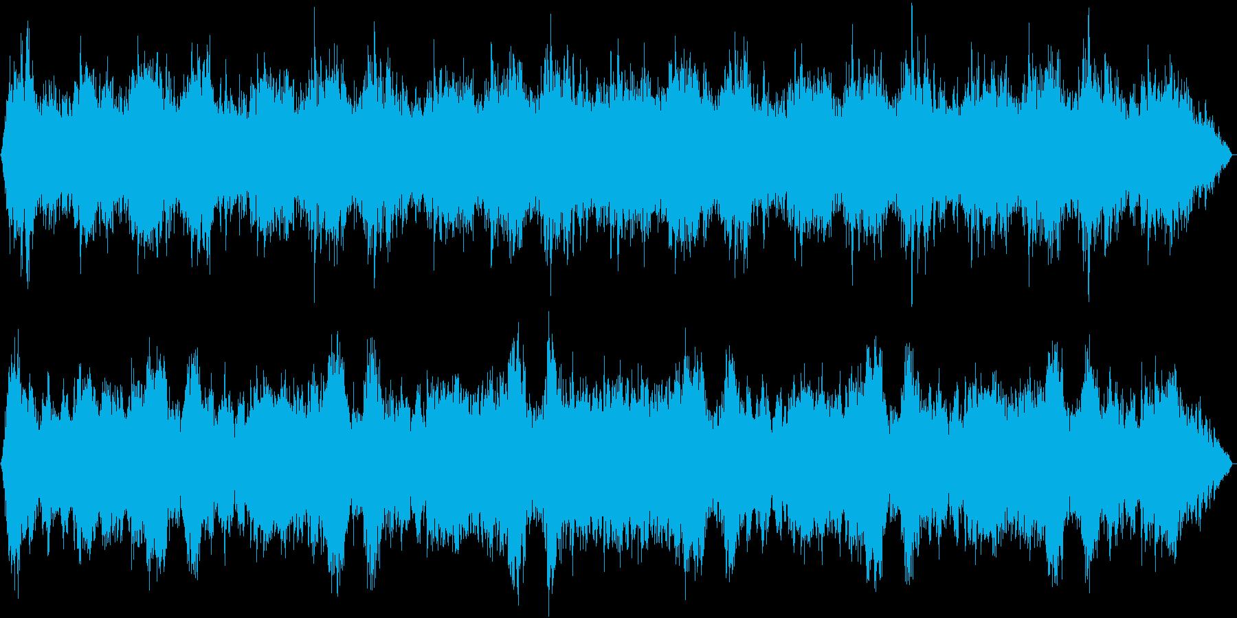 魔法詠唱、魔法発動、独白 15の再生済みの波形