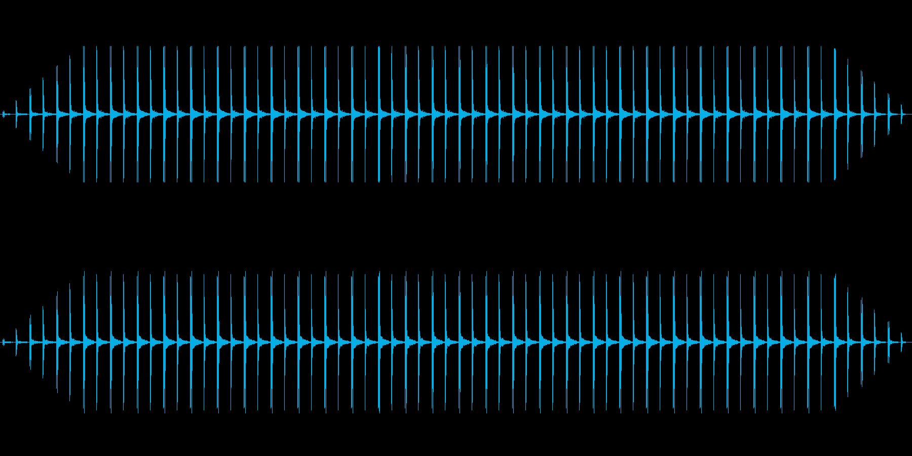 時計 ticktock_16-1_revの再生済みの波形