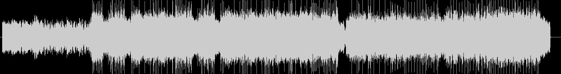 「HR/HM」「DARK」BGM136の未再生の波形