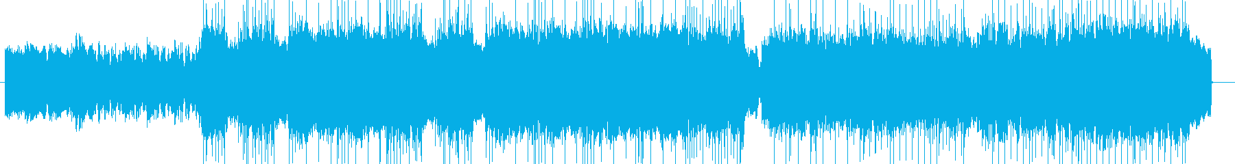 「HR/HM」「DARK」BGM136の再生済みの波形