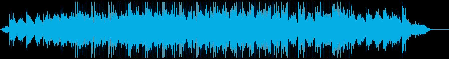 日本の原風景を描いたBGMの再生済みの波形