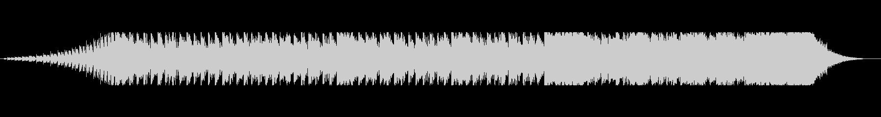モーニングムード3の未再生の波形