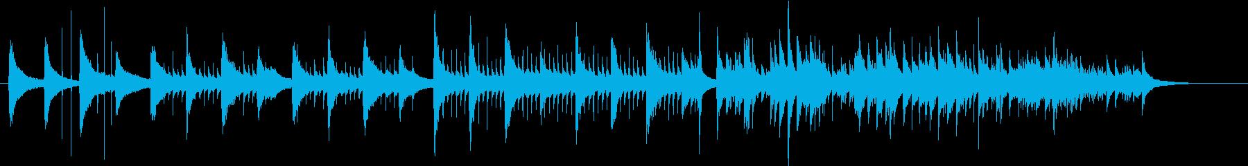 アコギの旋律がどこか切ないバラードの再生済みの波形