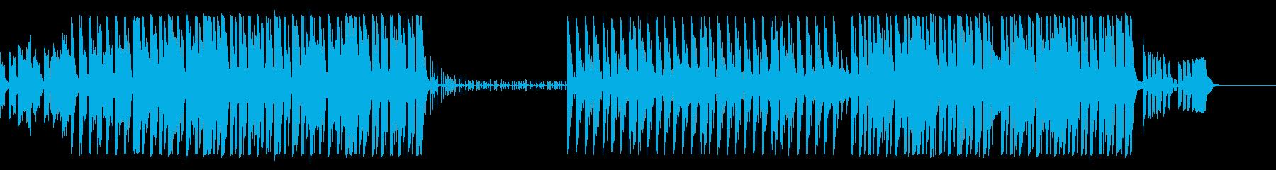 【organ抜】可愛らしいピアノEDMの再生済みの波形