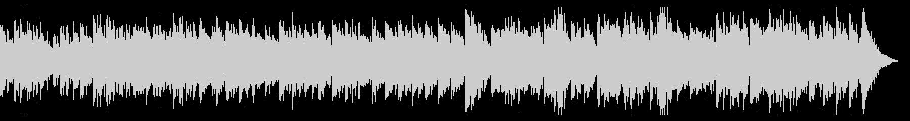 ロシア歌曲「赤いサラファン」シンセ版の未再生の波形