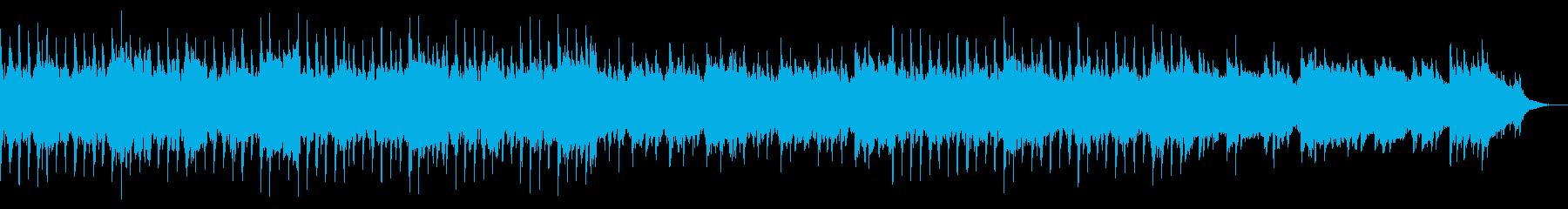 モダン テクノ 代替案 ポップ ア...の再生済みの波形