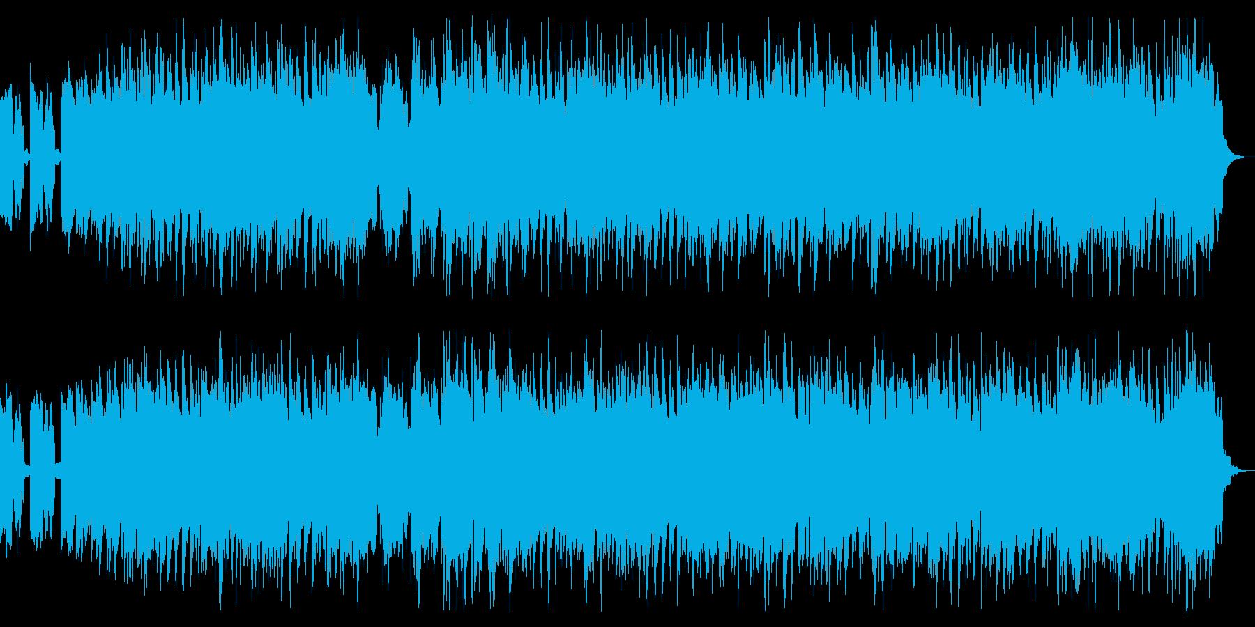 結婚行進曲 メンデルスゾーン シンセ版の再生済みの波形