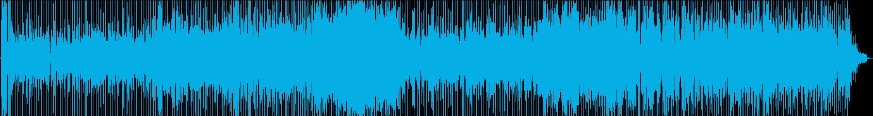 フォーク。ポップ。シンセソロ。ファ...の再生済みの波形