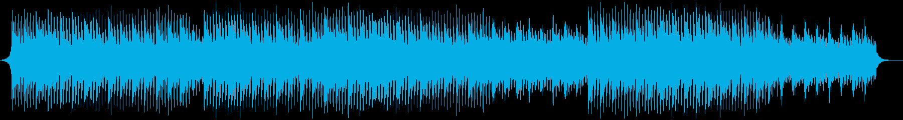 最小限の技術の再生済みの波形