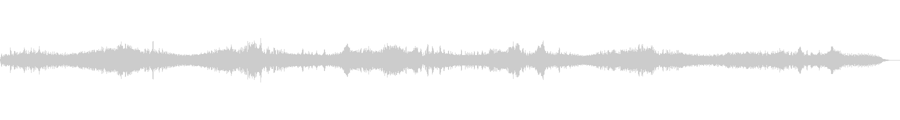 ミステリーチューン、電子、音楽、S...の未再生の波形