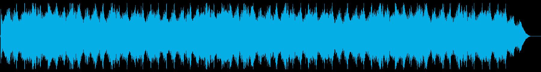 ファンタジー映画の地味なシーン★あるあるの再生済みの波形