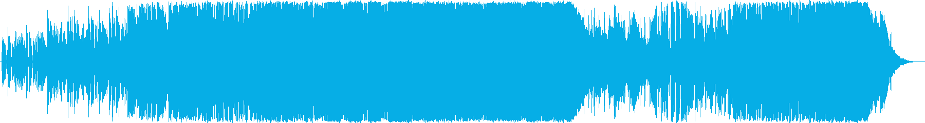 男性リードボーカルを使用したポップ...の再生済みの波形
