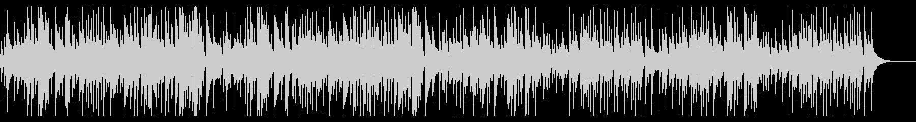 ギター 曲 バッハの未再生の波形
