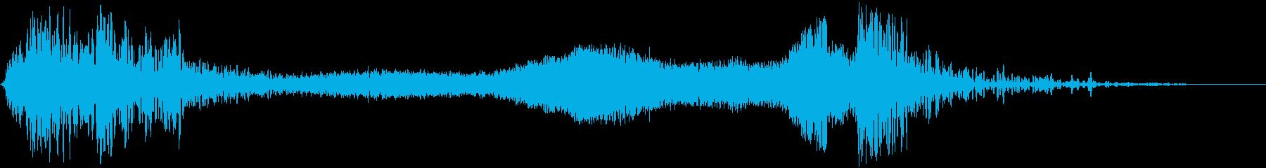エレクトロ・アコースティック・ミュ...の再生済みの波形