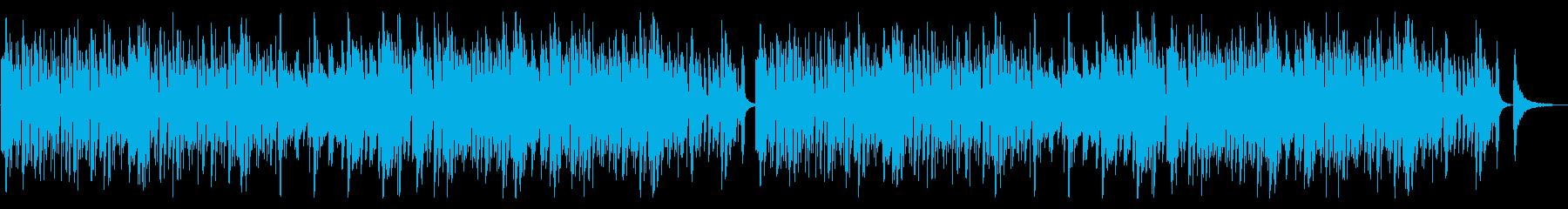 和風 ポップ・琴・優雅の再生済みの波形