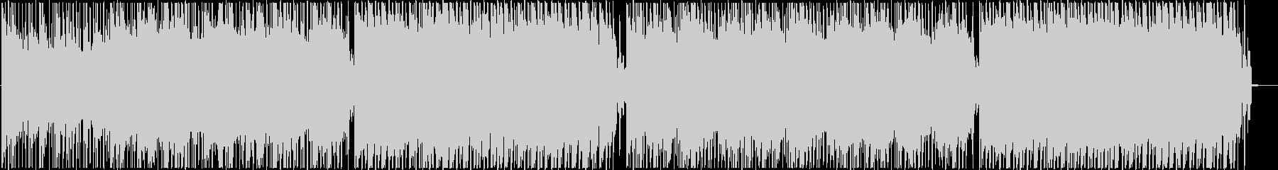 チルアウト 優しいR&Bバラードの未再生の波形