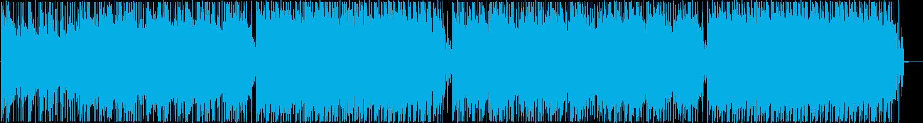 チルアウト 優しいR&Bバラードの再生済みの波形