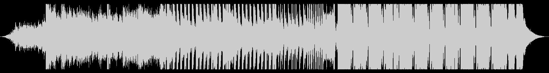 クールでエッジーな最新EDMサウンド!の未再生の波形
