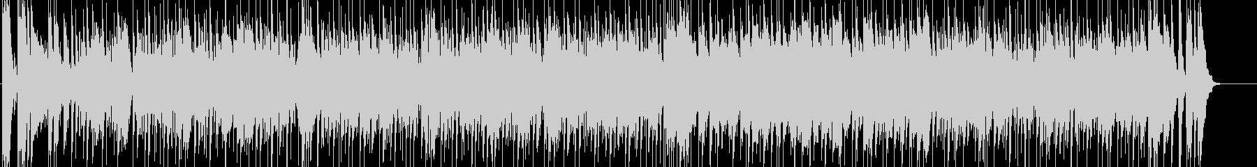 ゆったりとした大人なソウルミュージックの未再生の波形