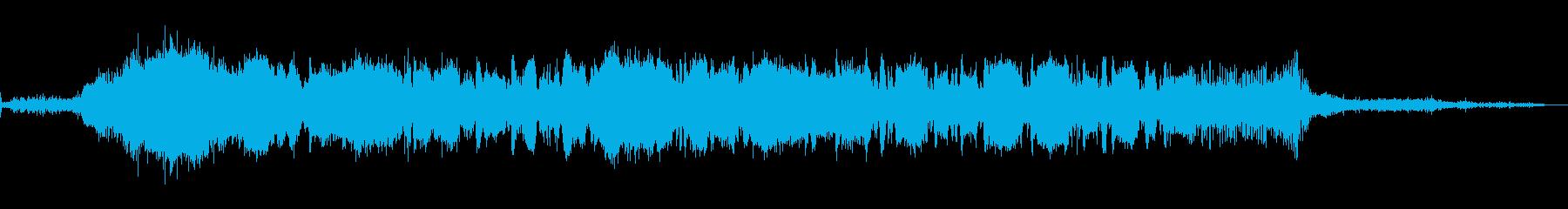 ジェットスキー:950 CC:オン...の再生済みの波形