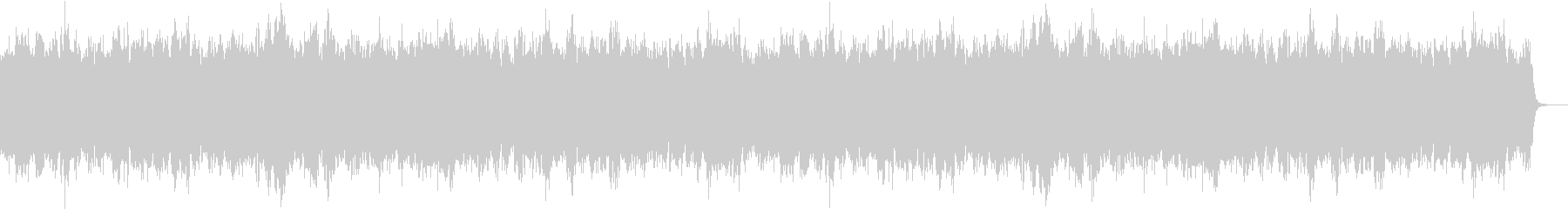 BGM with a soft tone (guitar)'s unreproduced waveform