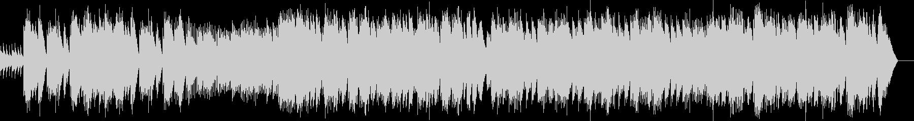 第7曲 葦笛の踊り(オルゴール)の未再生の波形