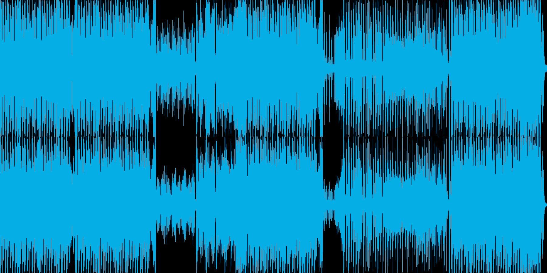 カルメン/ポップアレンジの再生済みの波形