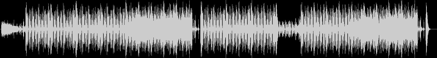緊張感シンセ・ピアノなどのサウンドの未再生の波形