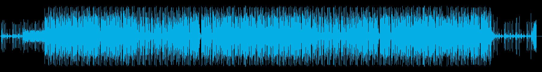 アングラ・和風メロ・EDM・都市伝説用の再生済みの波形