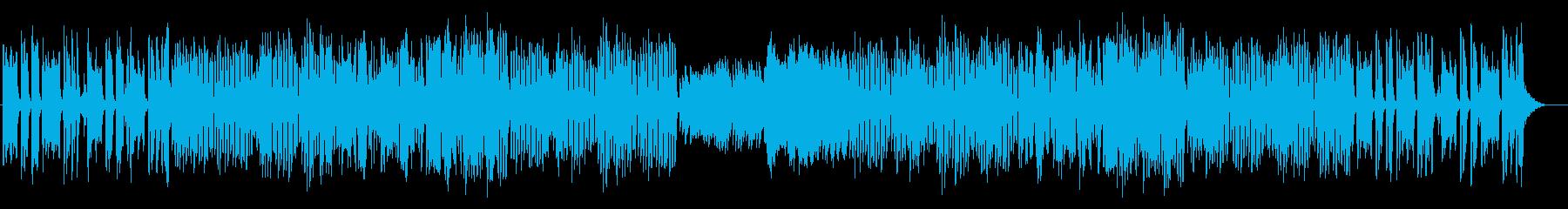 ハロウィン・コミカル・不気味・ゴシックの再生済みの波形