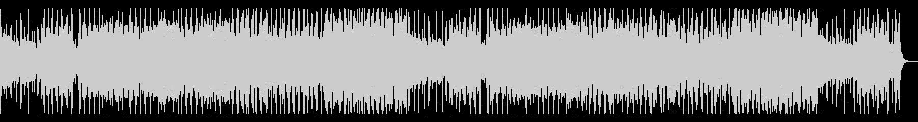KARATEの未再生の波形
