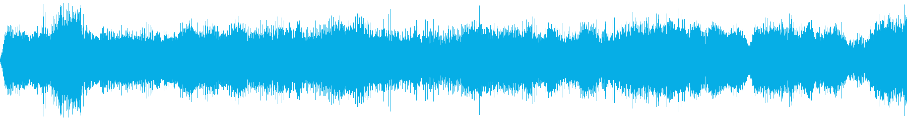 大宇宙の再生済みの波形
