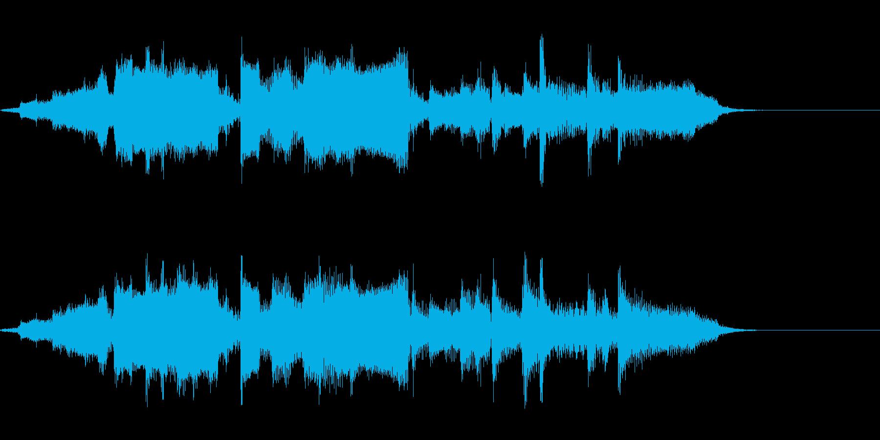 場面転換ジングル・短い曲・陽気で穏やかの再生済みの波形