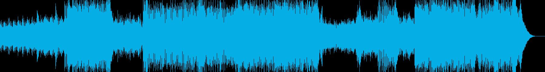 バイオリン・大空翔けるテーマ 短尺+の再生済みの波形