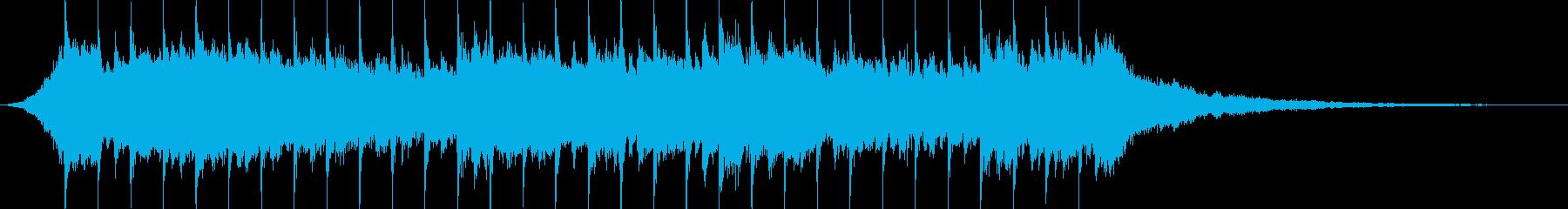 企業VP115、シンプル、アンビ、爽快cの再生済みの波形