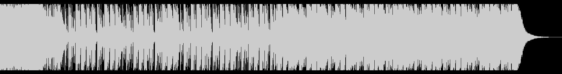 アラビアのtrap(60秒)の未再生の波形