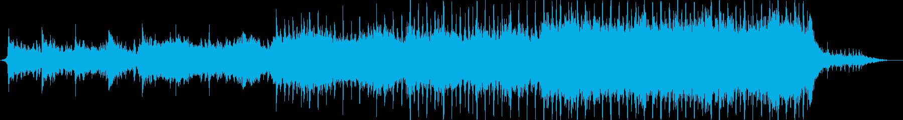 現代の交響曲 感情的 バラード 心...の再生済みの波形