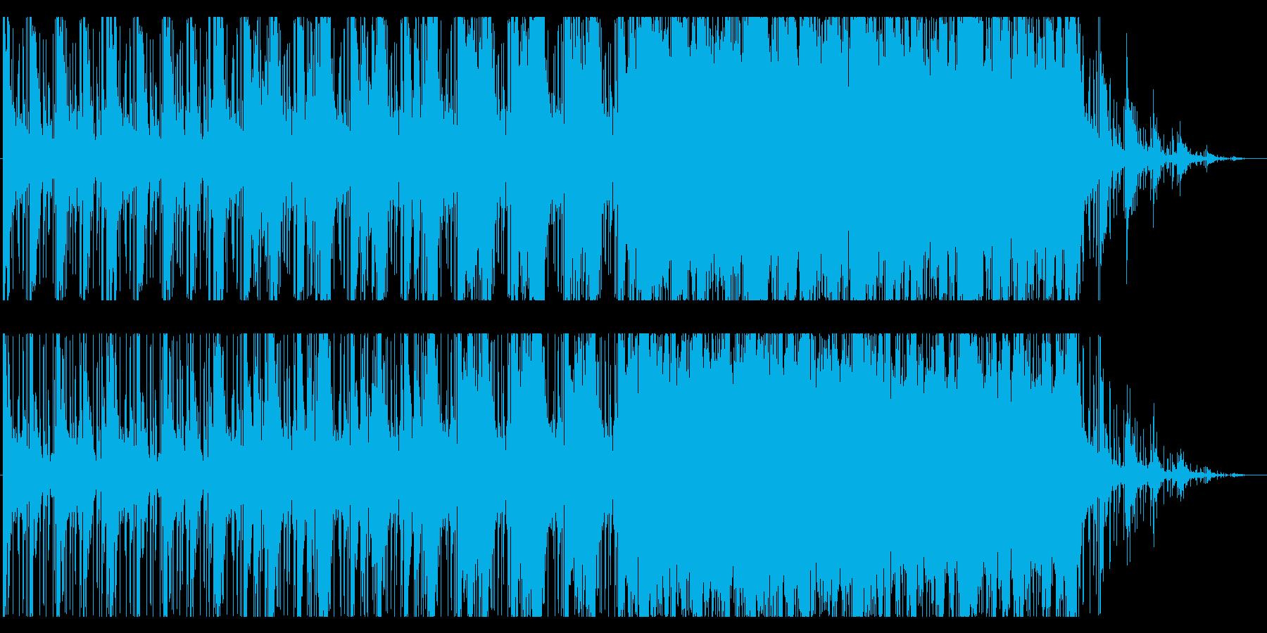 映画/壮大/力強いBGM_No394_3の再生済みの波形