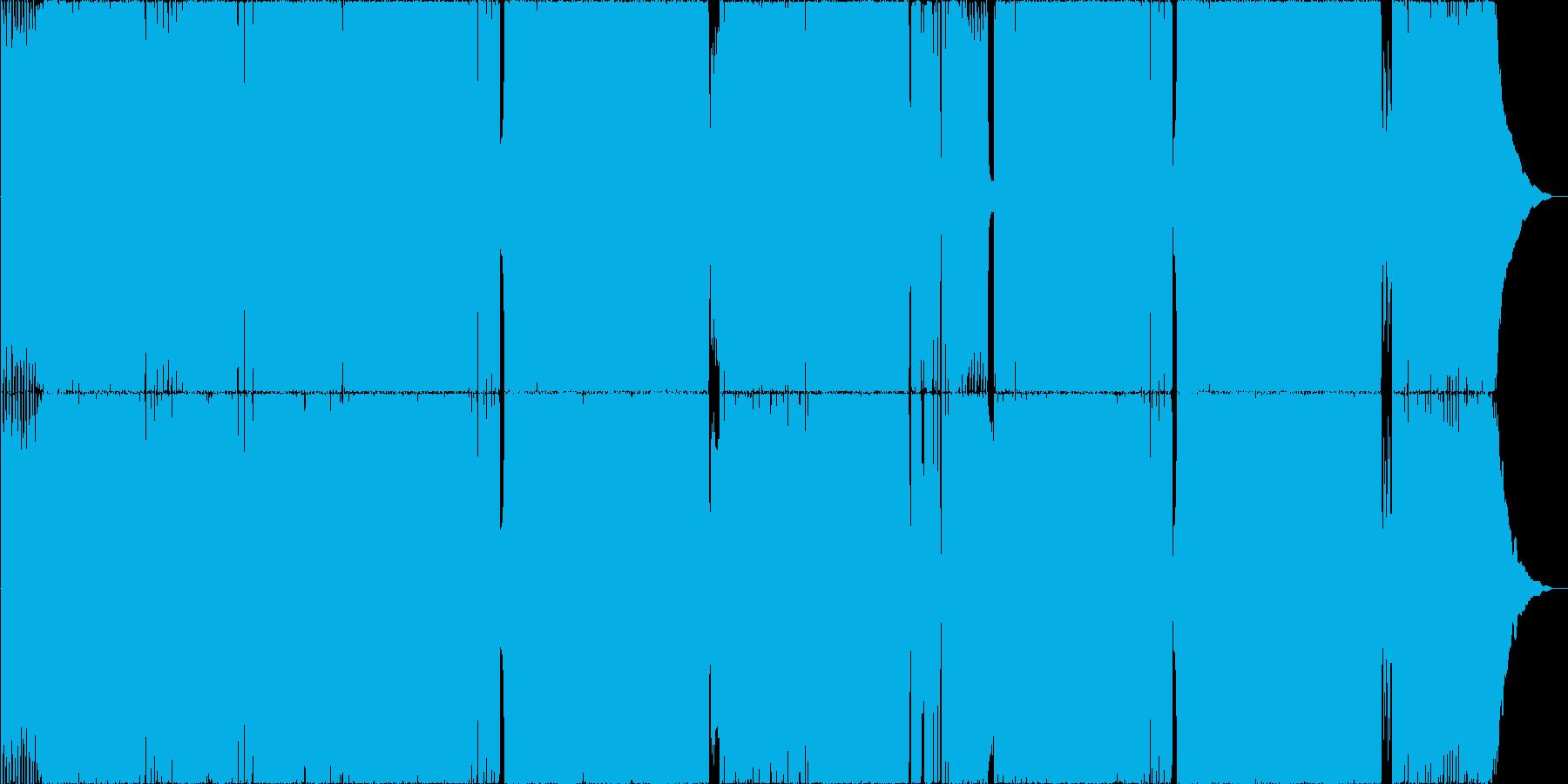 Live映えするロック Ver2の再生済みの波形